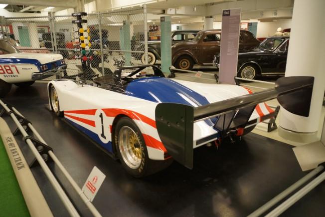 いい事思いついた!フライホイールに電気を貯めよう!幻のルマンカー、クライスラー・パトリオット